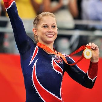 "Shawn Johnson, who competed in the 2008 Olympics at only 16 years age, has decided to retire from gymnastics. The young woman suffered a knee injury while skiing 2 years ago that does not allow her to compete anymore. "" It's obvious my knee will not allow me to be in gymnastics any longer. All I can do is gracefully retire,"" Johnson said (Pucin)."