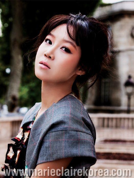 Gong Hyo Jin – Marie Claire   Vehi