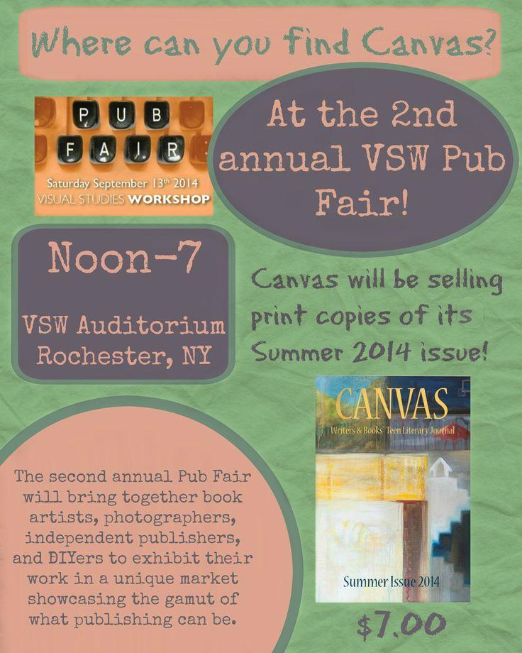 VSW Pub Fair Flyer - Designed by Cheyenne Zaremba
