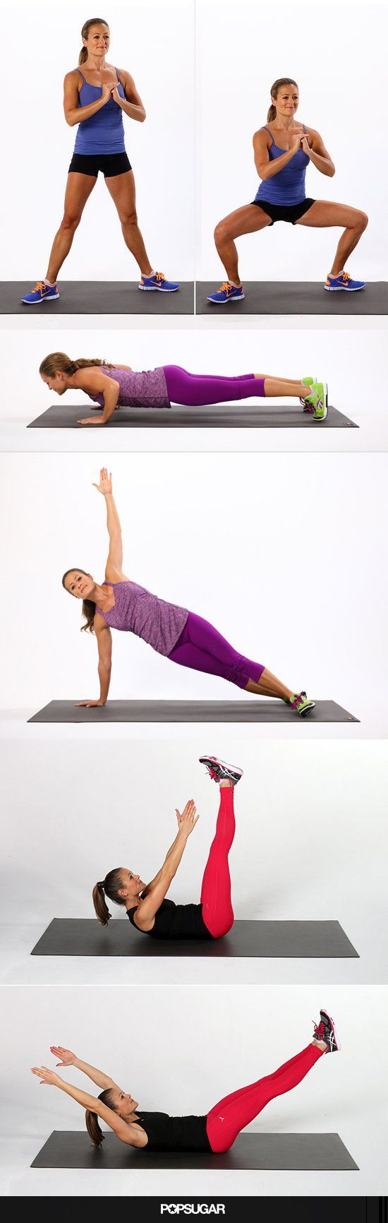 2-Week Total-Body Challenge — Just a Few Minutes a Day