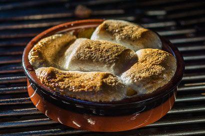 Süß-scharfe Nachspeise oder Marshmallows mal anders   #recipes #bbq #grillen #easy #for beginners #Weber #barbecue #dessert