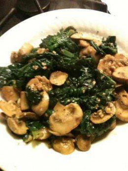 This is such an easy side dish to make. I even have it as an entree sometimes and I'm not a vegetarian! Enjoy