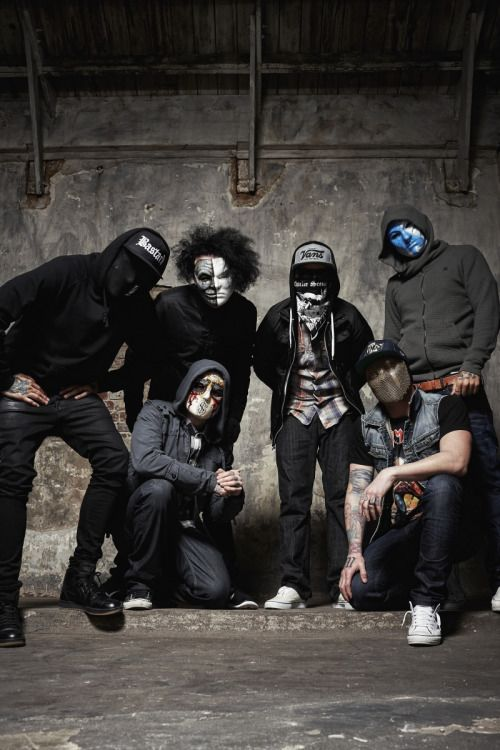Hollywood Undead 2015 - DAY OF THE DEAD