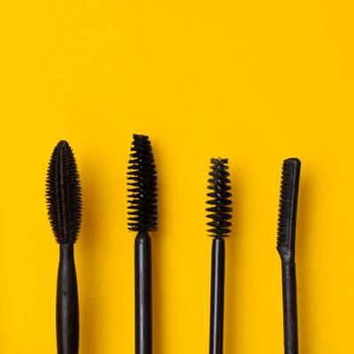 Image result for mascara brushes pinterest