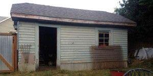Nádherná premena garáže 32m2 na hosťovský dom pre troch