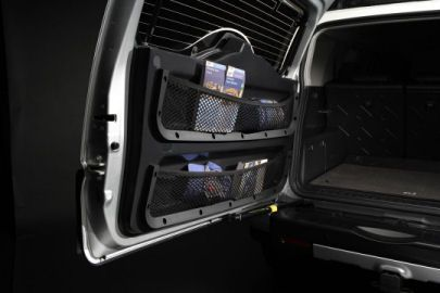 Single OEM FJ Cruiser Rear Door Storage Net [PT912-35070] - $49.99 : Pure FJ Cruiser Accessories, Parts and Accessories for your Toyota FJ Cruiser