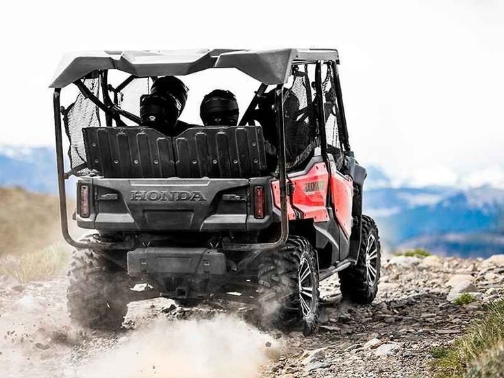 New 2017 Honda Pioneer 1000 EPS ATVs For Sale in Texas. The all-new Pioneer® 1000 is the world's preeminent side-by-side, both in the Honda® lineup, and the industry. Built around a class-leading 999cc twin-cylinder engine, it can haul up to 1000 pounds and can tow a full ton. Meanwhile, the broad front bench provides comfortable seating for three adults.