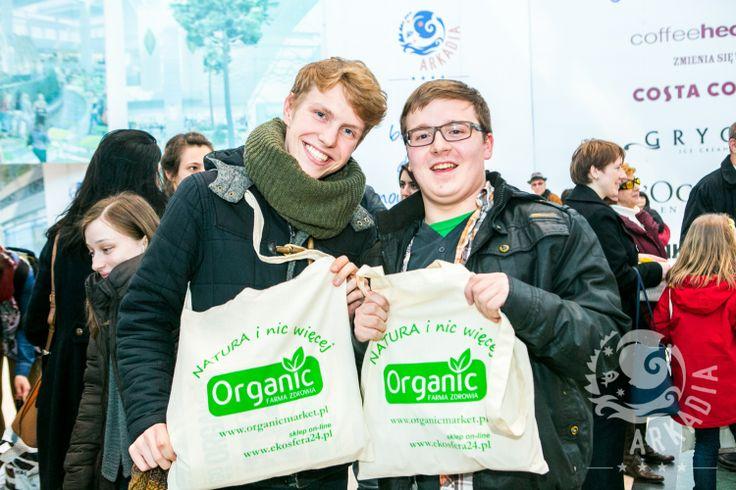 Zwycięzcy konkurów z Organic :)