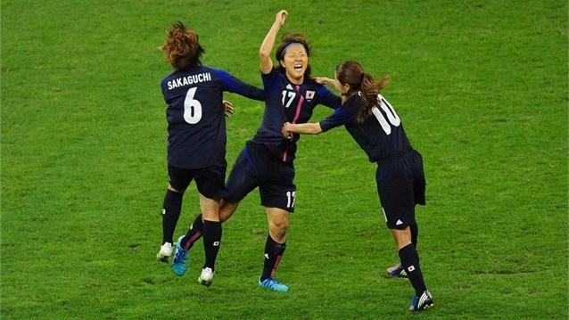 ロンドンオリンピックのオープニングゴールは日本。  Photos - 2012 Olympics | London 2012