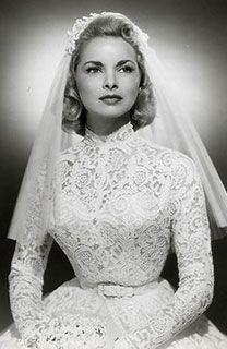 свадьба Джанет Ли