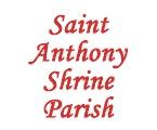 St. Anthony Shrine Parish and Our Lady of Mount Carmel Parish