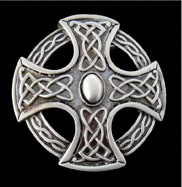 Irish Celtic Knot Weave Metal Cross Belt Buckle Buckles #cross #crossbeltbuckle #crossbuckles #celticcross #beltbuckles #coolbuckles #buckles