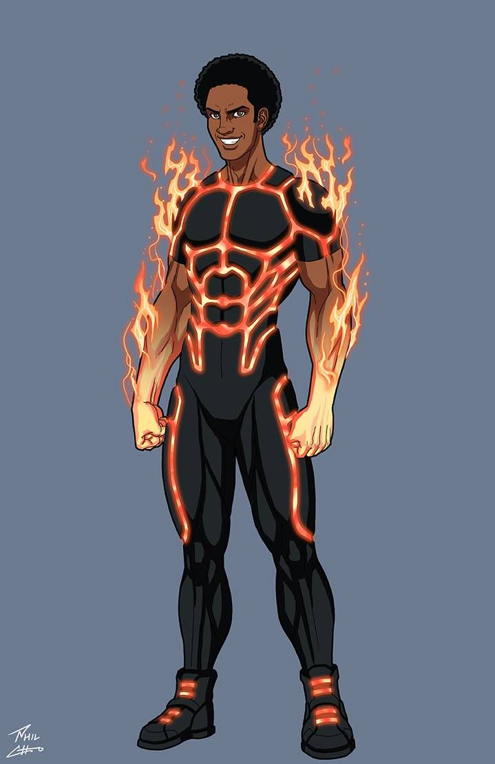 Sirius Oc Commission By Https Www Deviantart Com Phil Cho On Deviantart Black Anime Characters Superhero Design Black Characters