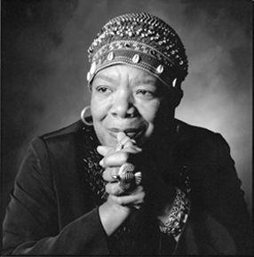 """Courage is the most important of all virtues, because without it we can't practice any other virtue with consistency.""   -Maya Angelou"