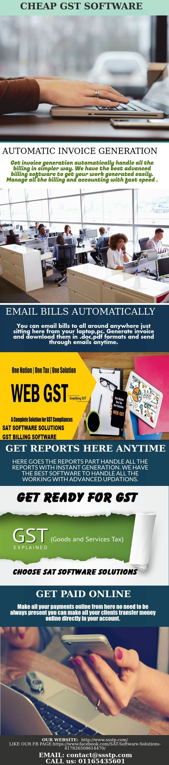 44 best GST BILLING SOFTWARE images on Pinterest