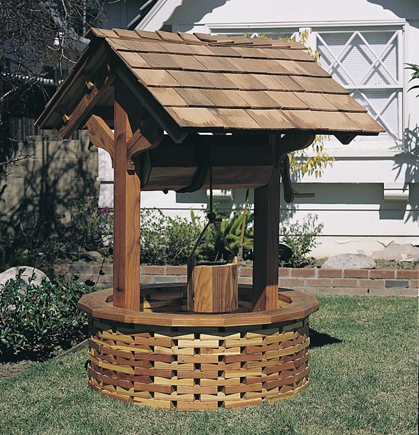 Yard Covering Ideas: Well Pump House Covers Well Pump House Plans
