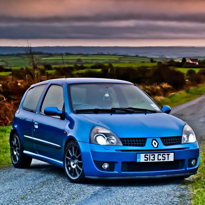 Renault Clio 197: Renault Clio 172 Cup, Probably My Favourite Clio..