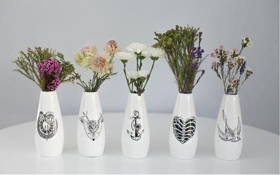 Put a Pretty Flower in one of our Vases