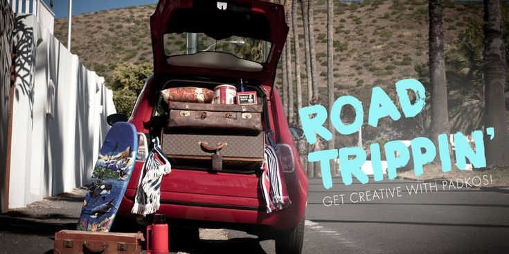 Road Trippin' - Get creative with snacks for the road  |  Crush Online