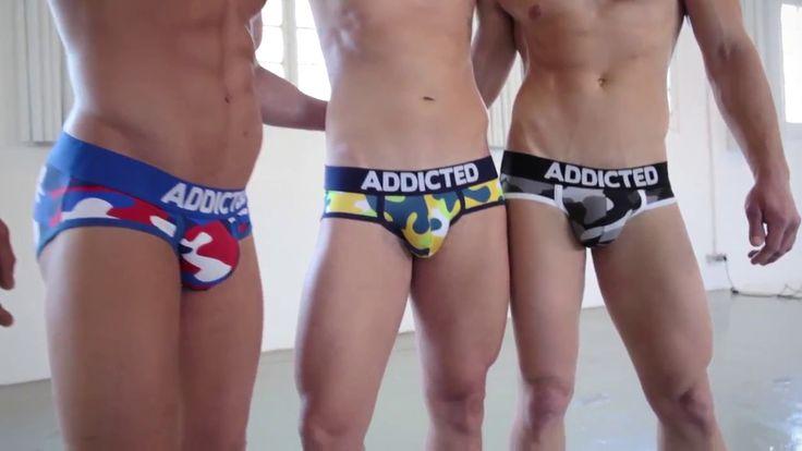 The all-new #ADDICTED Basic #Camo #Briefs makes a statement for the urban jungle. Get yours at #02-06, Ming Arcade (opp Hard Rock Cafe), 21 Cuscaden Rd. Online at http://www.male-hq.com/ #malehq #AddictedUnderwear #ESCollection #underwear #undergear #undies #Barcelona #Spain #MadeInSpain #MadeInBarcelona #sgboy #sgboys #sgig #igsg #sginsta #hunks #studs #jocks