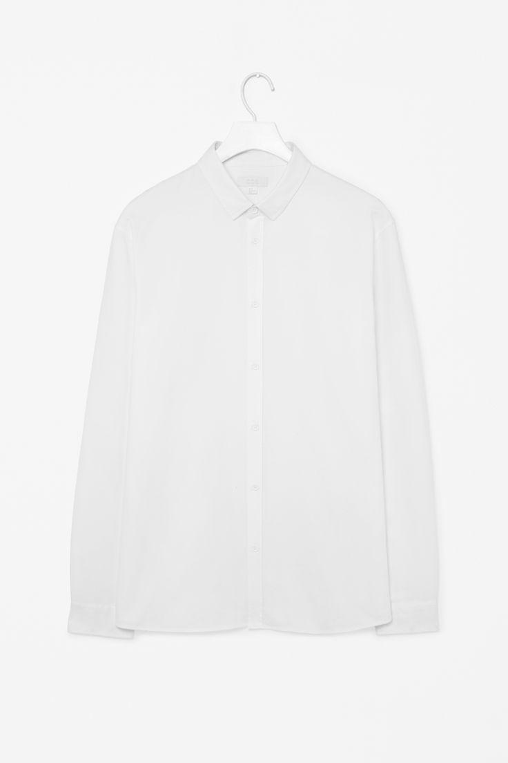 Regular-fit oxford shirt