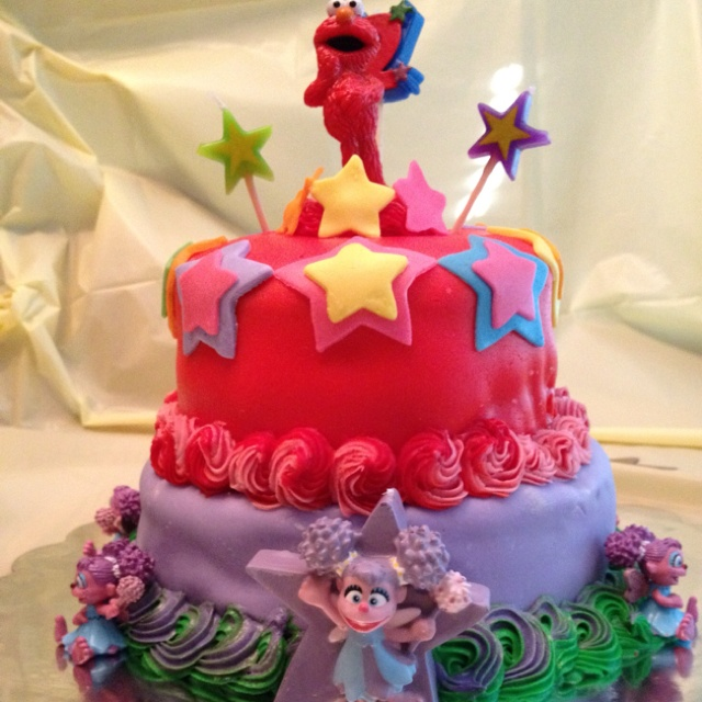 32 best images about 2nd birthday cake on pinterest birthday on elmo abby birthday cake