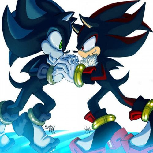 shadow vs mephiles - neotakuxnero | Shadow the hedgehog ...