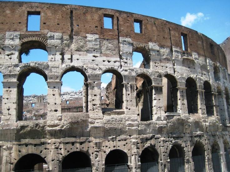 Colosseum - Rome, Lazio
