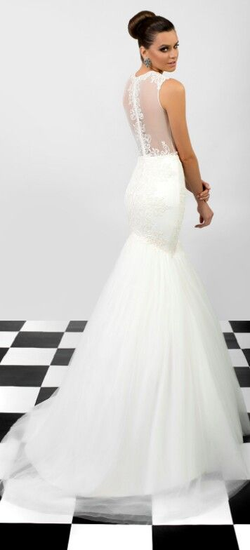Agatha,  Love Me Forever bridal collection,  BIEN SAVVY