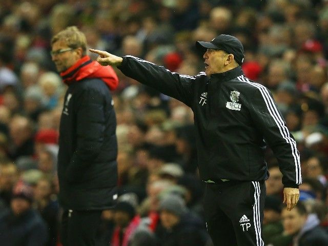 """West Brom boss Tony Pulis takes a dig at """"sexy"""" Jurgen Klopp and foreign managers"""