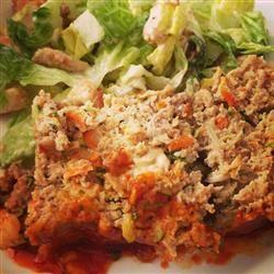 Turkey meatloaf, Turkey and Recipe on Pinterest