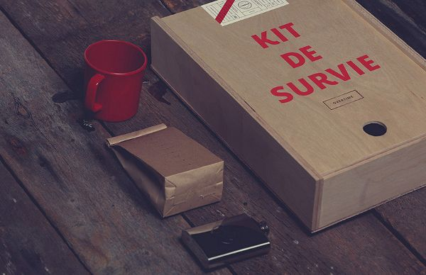 3 kits de survie en cas d'urgence au bureau