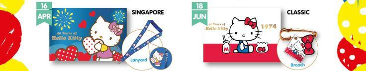 Hello Kitty 40th Anniversary Celebration