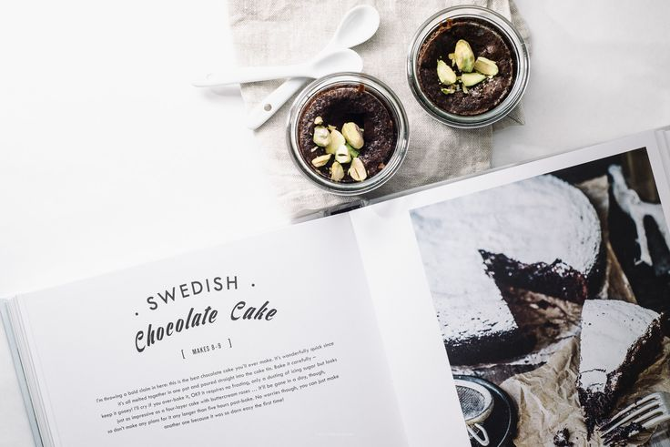 Mini Swedish Chocolate Cake Recipe