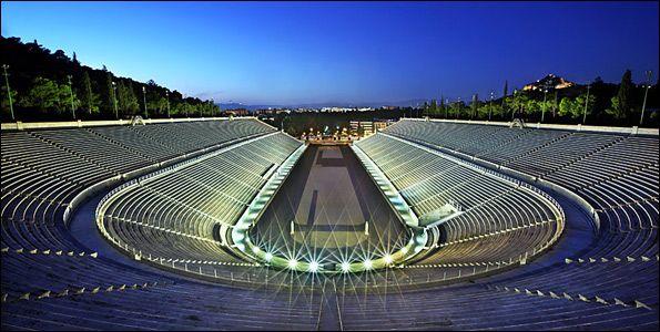 Κτίρια-σύμβολα της Αθήνας Καλλιμάρμαρο στάδιο