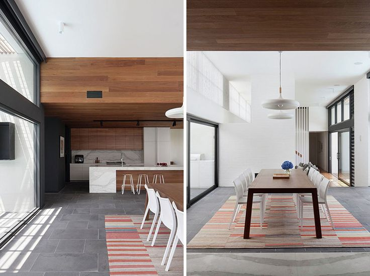 Stepping House: A Contemporary Home with a 1960s Frontage