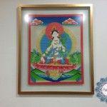 cuadros de deidades espirituales