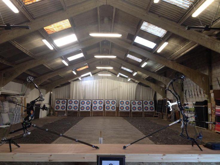 Best 25+ Indoor archery range ideas on Pinterest   Archery ...