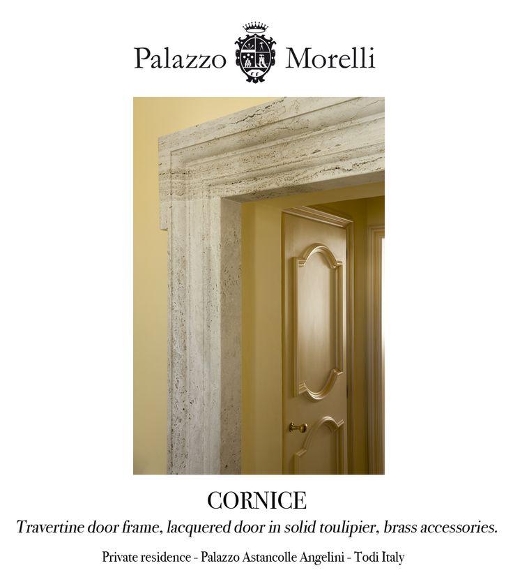 Palazzo Astancolle Angelini - Todi (Italy) - Door design