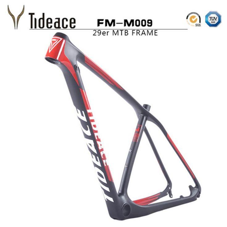 mtb bicycle 29er carbon frame Chinese MTB carbon frame 29er 27.5er carbon mountain bike frame 650B disc carbon mtb frame 29