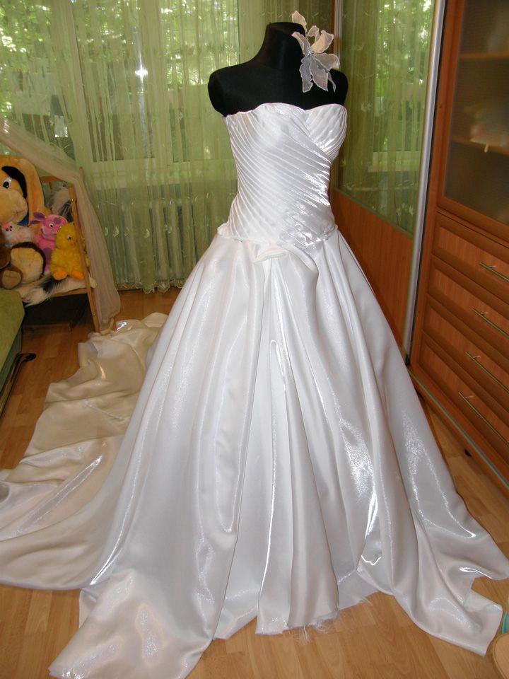 Мастер класс кроя пошива свадебного платья Академии кроя УниМеКС Любакс