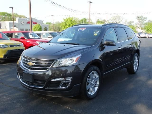1st  Rideshare XL Upgrade  From a 2006 Ford Taurus to a 2013 Chevy Traverse. It was Exciting! Check it out!