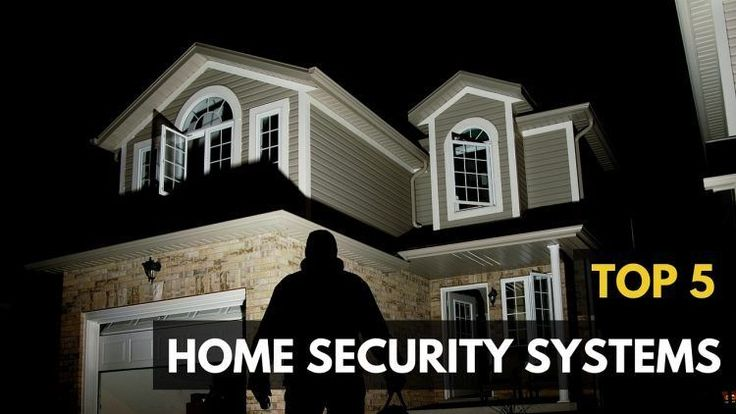 Best Home Security Systems of 2016 #homesecuritysystemhouses