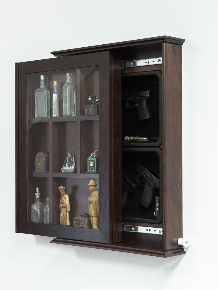 Nice custom concealment firearm storage from our custom shop https://tacticalwalls.com/custom/projects/custom-shadowbox/