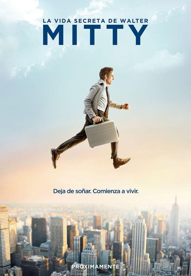 La vida secreta de Walter Mitty: Este remake de una película de 1939 nos presenta a Walter Mitty, un oscuro empleado que lleva una vida anodina soñando aventuras hasta que una misteriosa mujer le encarga una peligrosa misión.