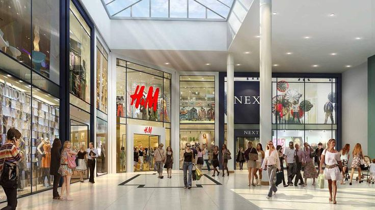 Lincoln Waterside Shopping Centre revamp for H&M and Next approved - The Lincolnite