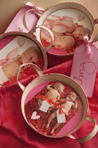 Creative Company | Scrap It: Pizza pan babies