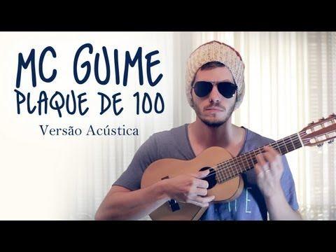 PLAQUE DE 100 | MC Guime - BRANCOALA COVER (Versão Acústica)