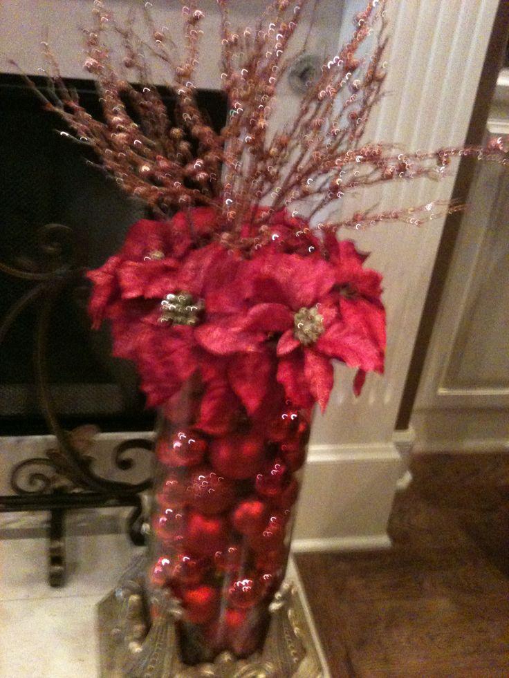 Christmas Decor. Easy DIY!