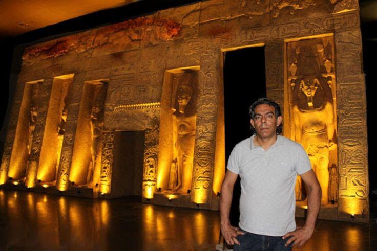 Ramses II navega por el Guadalquivir - http://www.absolutsevilla.com/ramses-ii-navega-guadalquivir/